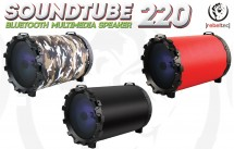 Głośnik bluetooth SoundTUBE 220 BLACK