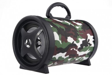 Głośnik bluetooth SoundTUBE 160 CAMO