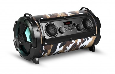 Głośnik bluetooth SoundTUBE 190 CAMO